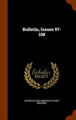 Bulletin, Issues 97-108