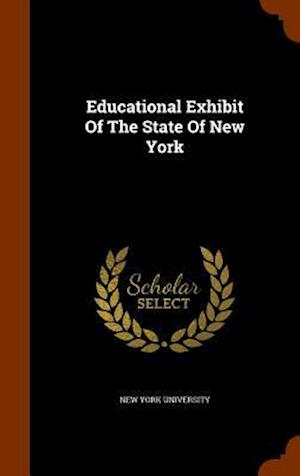 Educational Exhibit of the State of New York