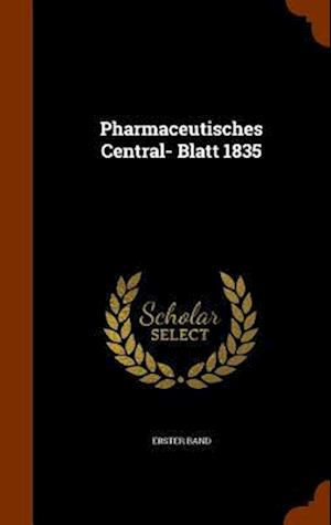 Pharmaceutisches Central- Blatt 1835