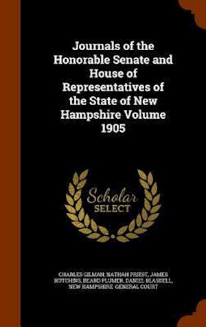 Journals of the Honorable Senate and House of Representatives of the State of New Hampshire Volume 1905