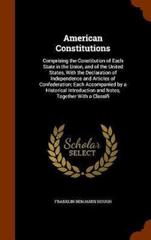 American Constitutions