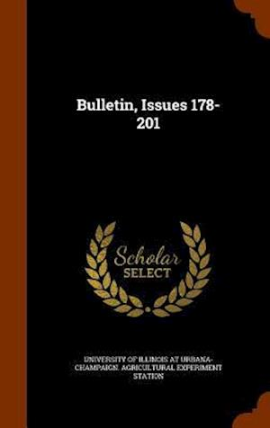Bulletin, Issues 178-201