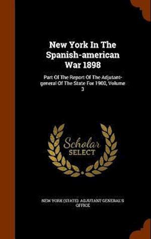 New York in the Spanish-American War 1898