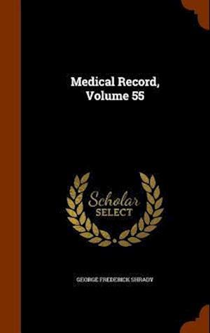 Medical Record, Volume 55