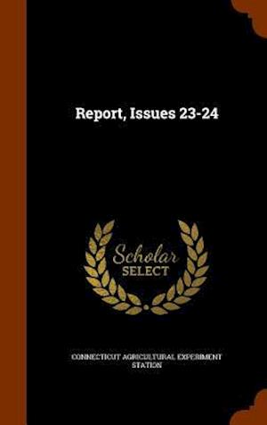 Report, Issues 23-24