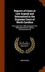 Reports of Cases at Law Argued and Determined in the Supreme Court of North Carolina: From June Term, 1840, to [August Term, 1852], Both Inclusive, Vo