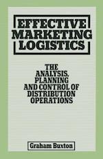 Effective Marketing Logistics