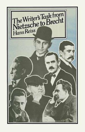 Writer's Task from Nietzsche to Brecht