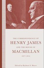 The Correspondence of Henry James and the House of Macmillan, 1877-1914 af Rayburn S. Moore