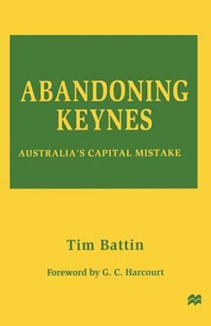 Abandoning Keynes
