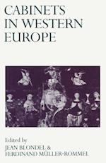 Cabinets in Western Europe af Jean Blondel, Ferdinand Muller-Rommel