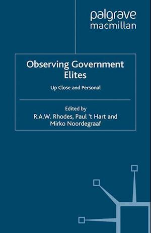Observing Government Elites : Up Close and Personal