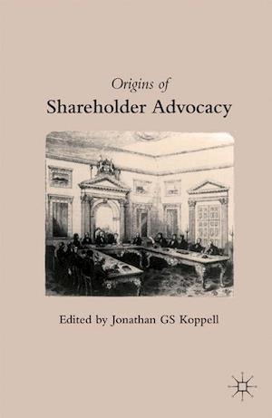 Origins of Shareholder Advocacy