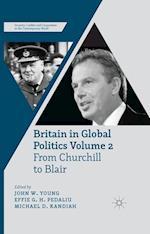 Britain in Global Politics af J. Young
