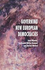 Governing New European Democracies af J. Blondel