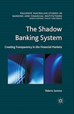 The Shadow Banking System : Creating Transparency in the Financial Markets