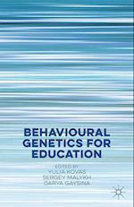 Behavioural Genetics for Education
