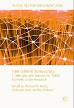 International Bureaucracy (Public Sector Organizations)
