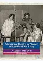 Educational Theatre for Women in Post-World War II Italy