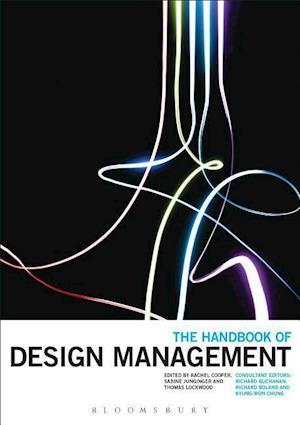 Bog, paperback The Handbook of Design Management af Rachel Cooper