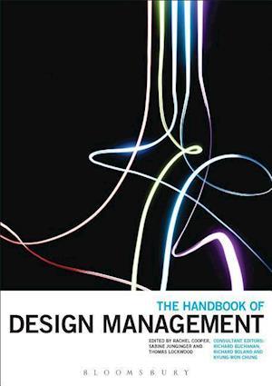 Bog, paperback The Handbook of Design Management af Rachel Cooper