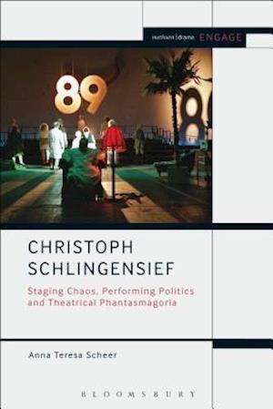 Bog, hardback Christoph Schlingensief af Anna Teresa Scheer