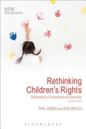 Bog, hardback Rethinking Children's Rights af Phil Jones