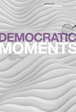 Bog, paperback Democratic Moments af Xavier Ma´rquez