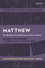 Matthew: An Introduction and Study Guide (T t Clark S Study Guides to the New Testament)