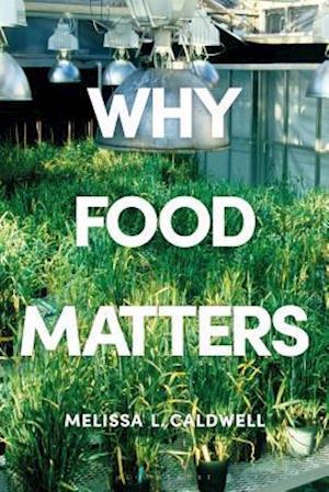 Bog, hardback Why Food Matters af Melissa Caldwell