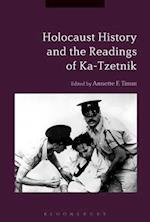 Holocaust History and the Readings of Ka-Tzetnik