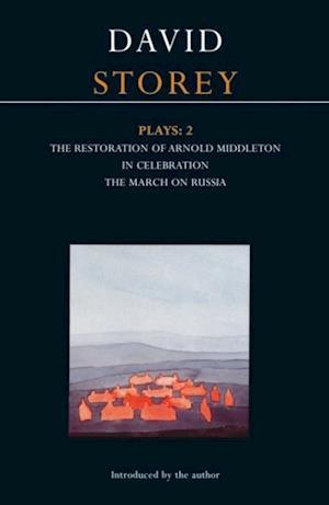 Storey Plays: 2 af David Storey
