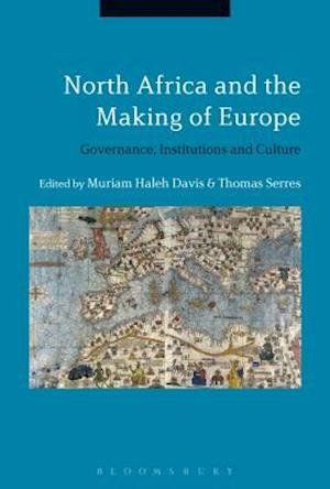 Bog, hardback North Africa and the Making of Europe af Muriam Haleh Davis