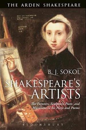 Bog, hardback Shakespeare's Artists af B. J. Sokol