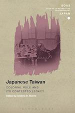 Japanese Taiwan af Andrew D. Morris