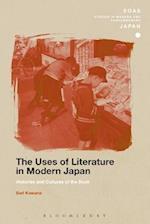 Uses of Literature in Modern Japan af Sari Kawana