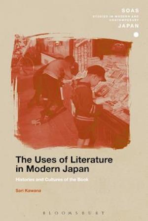 Bog, hardback The Uses of Literature in Modern Japan