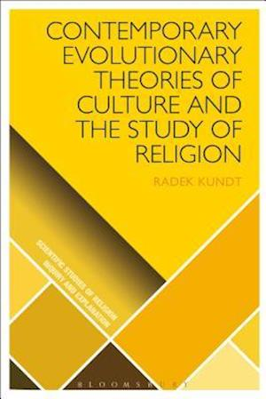Bog, paperback Contemporary Evolutionary Theories of Culture and the Study of Religion af Radek Kundt