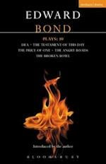 Bond Plays: 10 (Contemporary Dramatists)