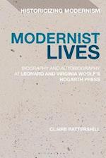 Modernist Lives (Historicizing Modernism)