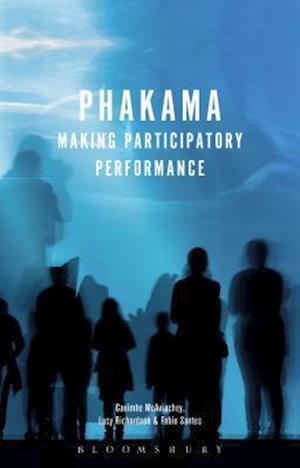 Bog, paperback Phakama af Caoimhe McAvinchey