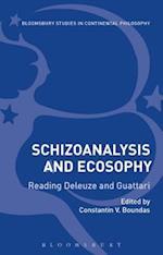 Schizoanalysis and Ecosophy (Bloomsbury Studies in Continental Philosophy)
