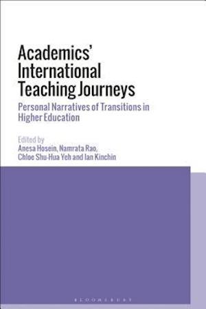 Academics' International Teaching Journeys