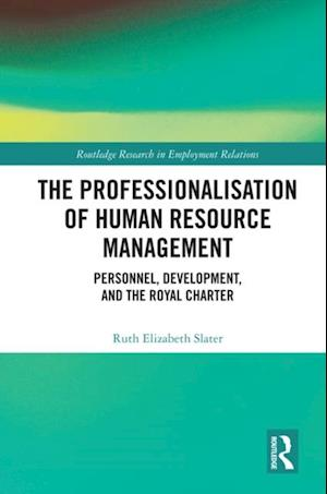 Professionalisation of Human Resource Management