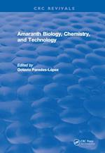 Amaranth Biology, Chemistry, and Technology