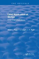 Land Application of Sludge
