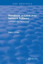 CRC Handbook of Local Area Network Software