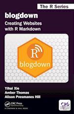 blogdown (Chapman &Hall/CRC the R Series)