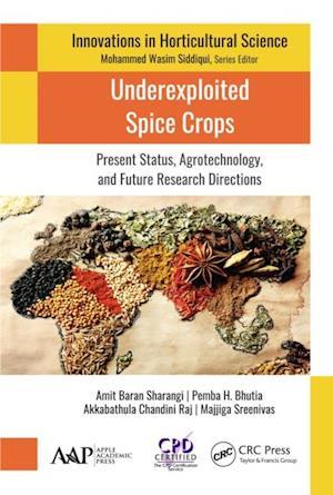 Underexploited Spice Crops