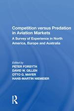 Competition versus Predation in Aviation Markets